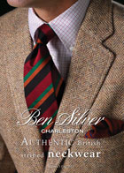 Authentic British Striped Neckwear Catalog 2013