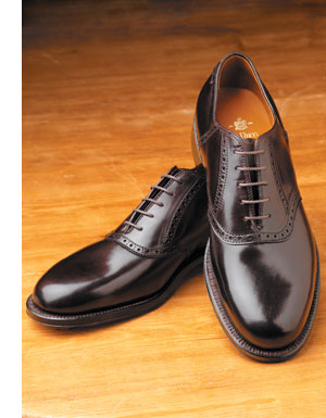 Cordovan Shoes