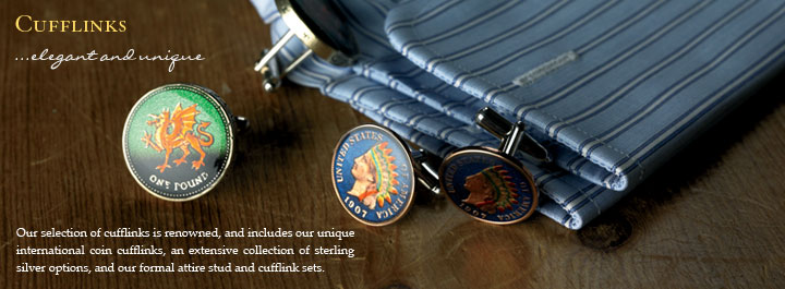 Cufflinks - elegant and unique
