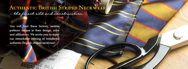 Regimental Neckwear