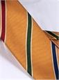 Mogador Striped Tie in Copper