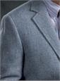 Sky and Hyacinth Harris Tweed Sport Coat