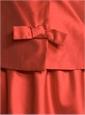 3-Bow Silk Jacket
