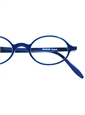 Silver Line Oval Frame in Royal