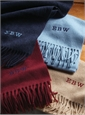 Personalized Cashmere Scarves