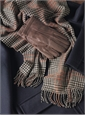 Classic Navy Wool Duffle Coat