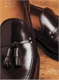 The Alden Tassel Moccasin in Cordovan