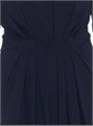 Ladies Jersey Dress in Navy