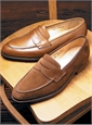 The Rosebery Loafer In Antique Tan