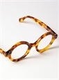 Stylish Bold Frame in Paris Tortoise