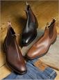 R.M. Williams Boots in Light Tan