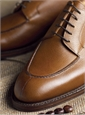 The Cornhill Blucher in Tan
