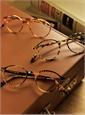 Slender P3 Frame in Mahogany