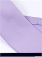 Silk Solid Tie in Lavender