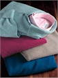 Cashmere Polo Sweater