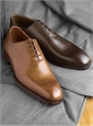 The Weymouth Oxford in Dark Brown