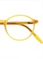 Slender P3 Frame in Golden Yellow