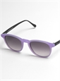 Colorful Sunglasses in Violet Matte