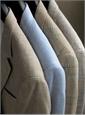Cobalt Glen Plaid Sport Coat