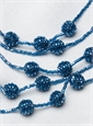 Aprosio 5 Strands Beaded Necklace