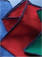 Solid Wool Pocket Squares