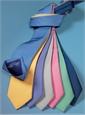 Mogador Silk Solid Signature Tie in Lavender