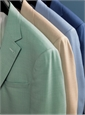 Mint Green Silk and Wool Sport Coat