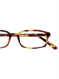 Silver Line Slim Rectangular Frame in Paris Tortoise