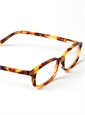 Slim Rectangular Frame in Paris Tortoise