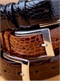 Caiman Crocodile Belts