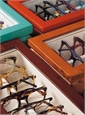 Large Eyewear Chest in Orange