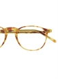 Thin Square Frame in Demi-Blond