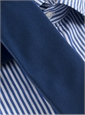 Silk Solid Signature Tie in French Blue