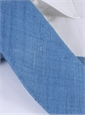 Shantung Silk Solid Tie in Cornflower