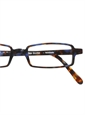 Blue and Brown Marbled Rectangular Frame