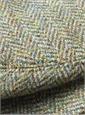 Wool Aberford Glen Plaid Cap in Chestnut