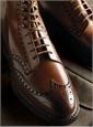The Skye Derby Boot in Tan