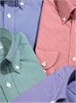 Boys Dress Shirt Small Check