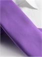 Silk Solid Tie in Petunia