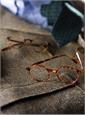 Slender P3 Frame in Paris Tortoise