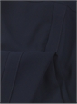 Ladies Crepe Pants in Navy