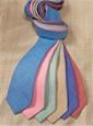 Shantung Silk Solid Tie in Pink