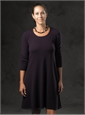 Ladies Cashmere Sweater Dress