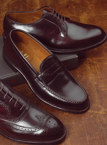 b6c7ec08ff5 The Alden Penny Loafer in Cordovan