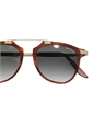 Fashion Flare Sunglasses in Honey Tortoise