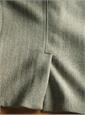 Sage and Cream Harris Tweed Sport Coat