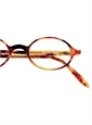 Silver Line Oval Frame in Paris Tortoise
