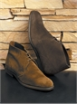 The Chukka in Dark Brown Suede