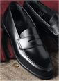 The Harvard Loafer in Black