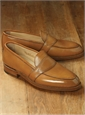 The Savannah Loafer in Whiskey